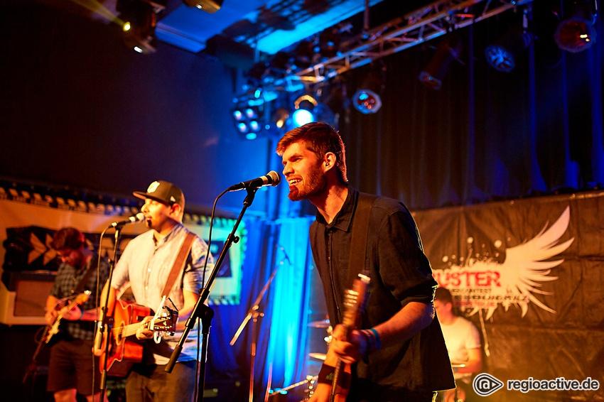 StrangersandFriends (live bei der Rockbuster Vorrunde in Ludwigshafen, 2018)