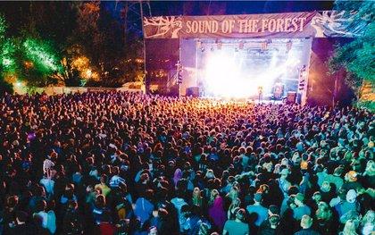 Tolles Festival am Marbachstausee im Odenwald - Eröffnet die Jubiläumsausgabe des Sound of the Forest 2018!
