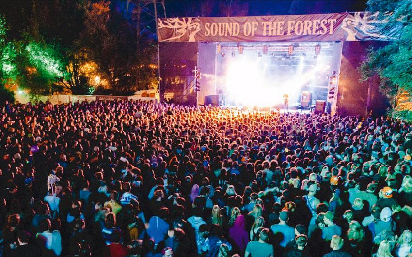 Eröffnet die Jubiläumsausgabe des Sound of the Forest 2018!