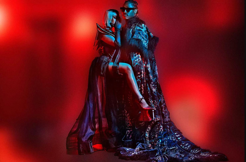 Nicki Minaj und Future (2018)