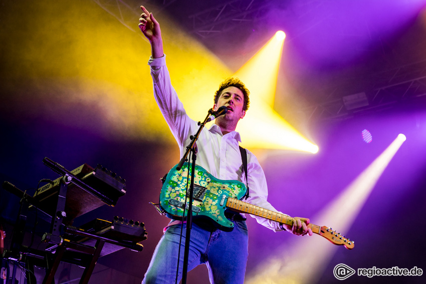 The Wombats (live in Mannheim, 2018)