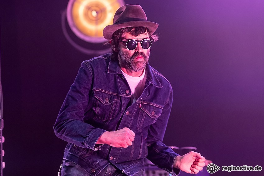 Eels (live in Mannheim 2018)