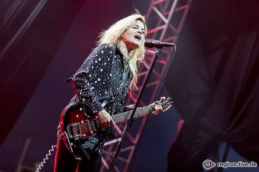 The Kills (live in Mannheim 2018)