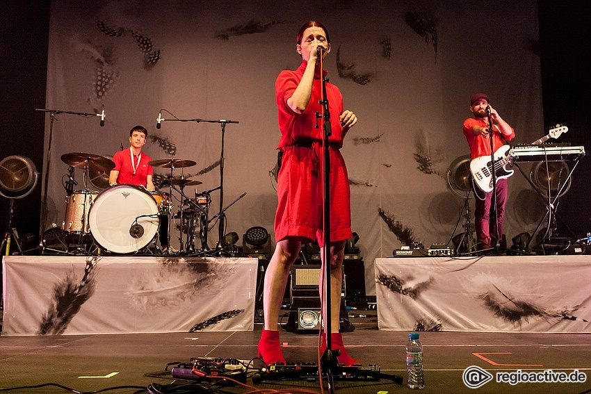Kat Frankie (live in Mannheim 2018)