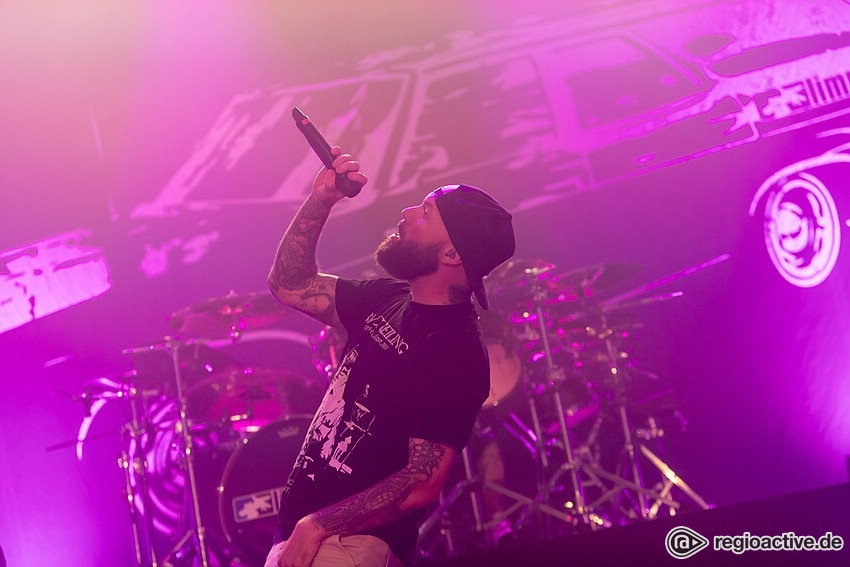 Limp Bizkit (live in Mannheim 2018)