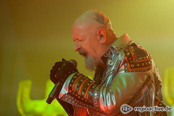 Silberne Maschinen - Höllisch heiß: Bilder von Judas Priest live beim Zeltfestival Rhein-Neckar