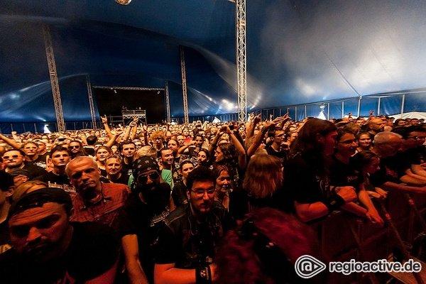 Veranstalter zieht positive Bilanz - Zeltfestival Rhein-Neckar 2018: über 20.000 Besucher bei 9 Shows