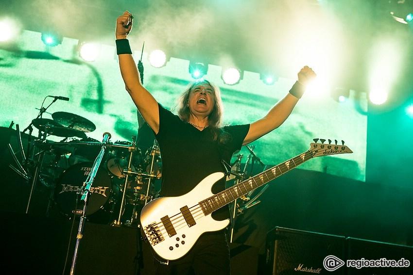 Megadeth (live in Mannheim 2018)