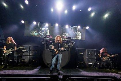 Auf Megadeathpunch-Tour! - Five Finger Death Punch und Megadeth gehen 2019 gemeinsam auf Tour
