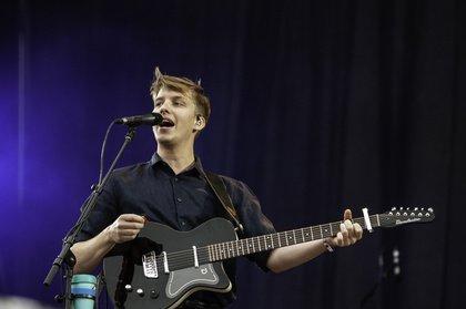 Listen to the Man - Diese Stimme: Bilder von George Ezra auf dem Hurricane Festival 2018