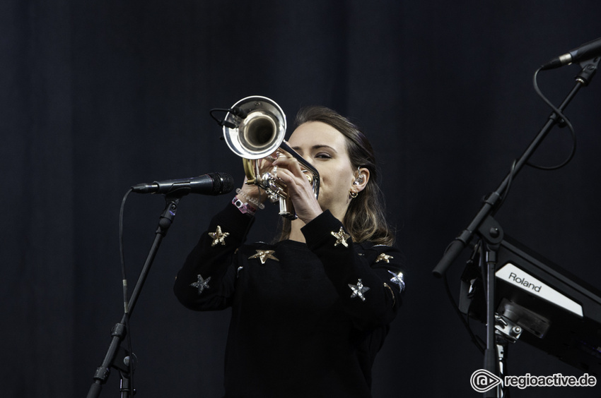 George Ezra (Live beim Hurricane Festival 2018)