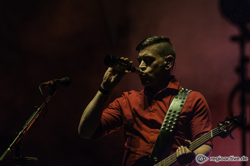 Billy Talent (Live beim Hurricane Festival 2018)