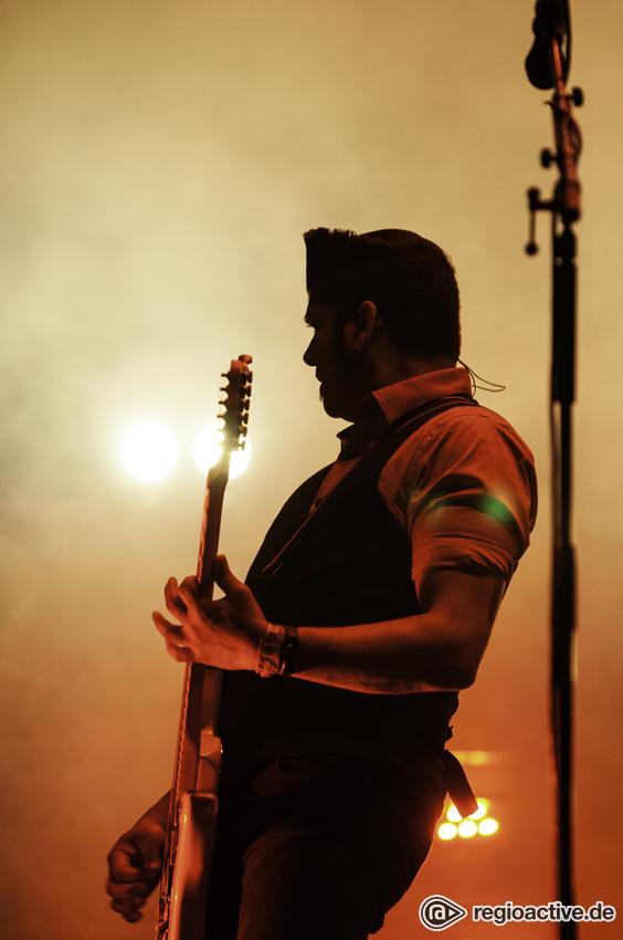 Billy Talent (Live beim Hurricane Festival 2018)