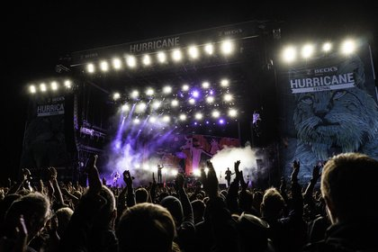 Riesenparty auf der Sandrennbahn - So wurde beim Hurricane Festival 2018 gerockt: alle Bilder & Berichte