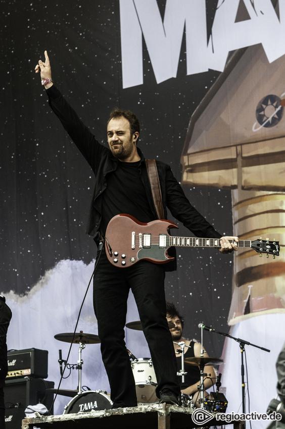Madsen (Live beim Hurricane Festival, 2018)