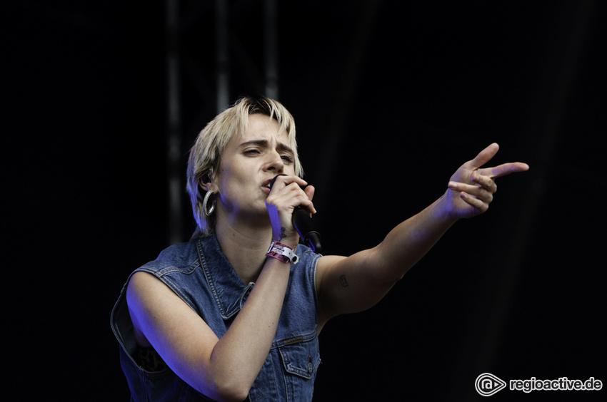 Mø (live beim Hurricane Festival, 2018)