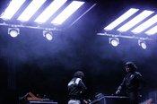 Disco: Fotos von Justice live auf dem Hurricane Festival 2018