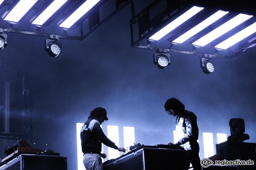 Justice (live beim Hurricane Festival, 2018)