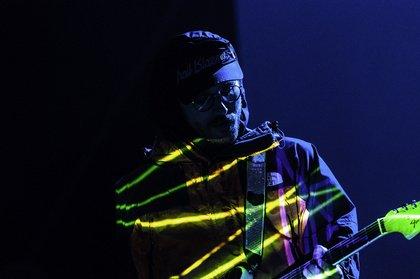 Fühlen es immer noch - Mitreißend: Fotos von Portugal. The Man live auf dem Hurricane Festival 2018