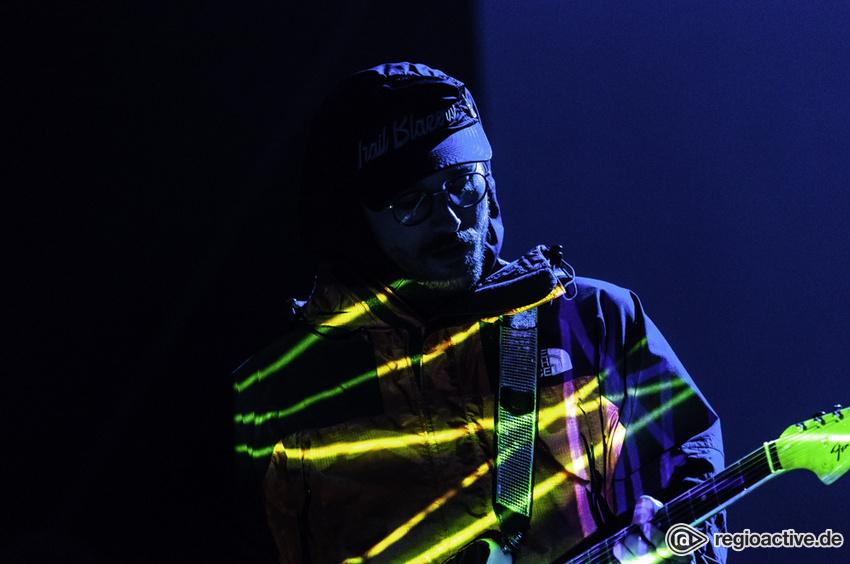 Portugal. The Man (live beim Hurricane Festival, 2018)