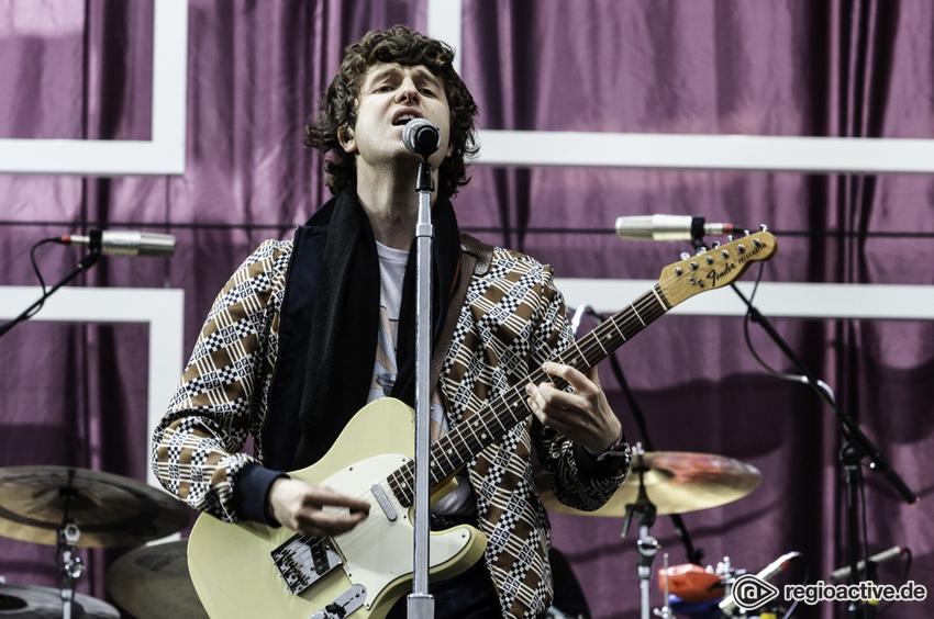 The Kooks (live beim Hurricane Festival, 2018)