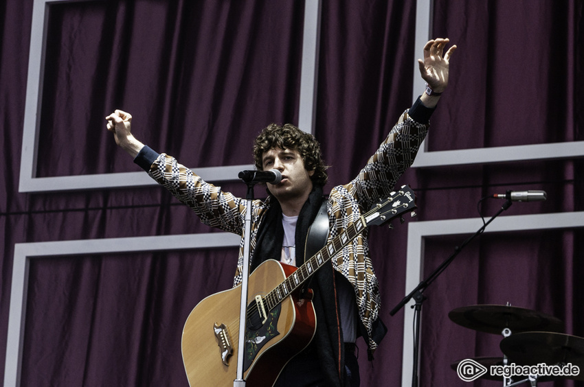 The Kooks (live beim Hurricane Festival, 2018)