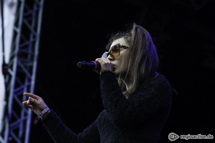 Haiyiti (live beim Hurricane Festival, 2018)