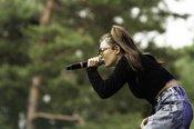 Haiyiti: Fotos der Rapperin live beim Hurricane Festival 2018
