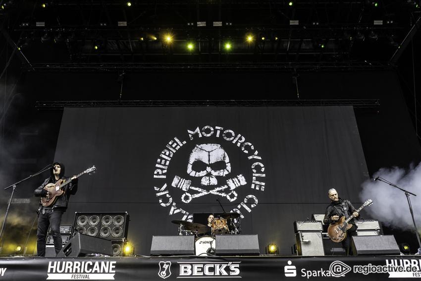 Black Rebel Motorcycle Club (live beim Hurricane Festival, 2018)