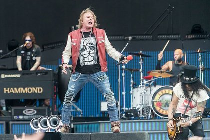 Appetite for rotation - Das Warten hat ein Ende: Der Guns N' Roses-Plattenspieler kommt!