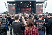 Riesig: Fotos von Guns N' Roses live auf dem Maimarktgelände Mannheim