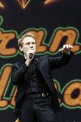 Entspannte Party: Fotos von Franz Ferdinand live beim Hurricane Festival 2018