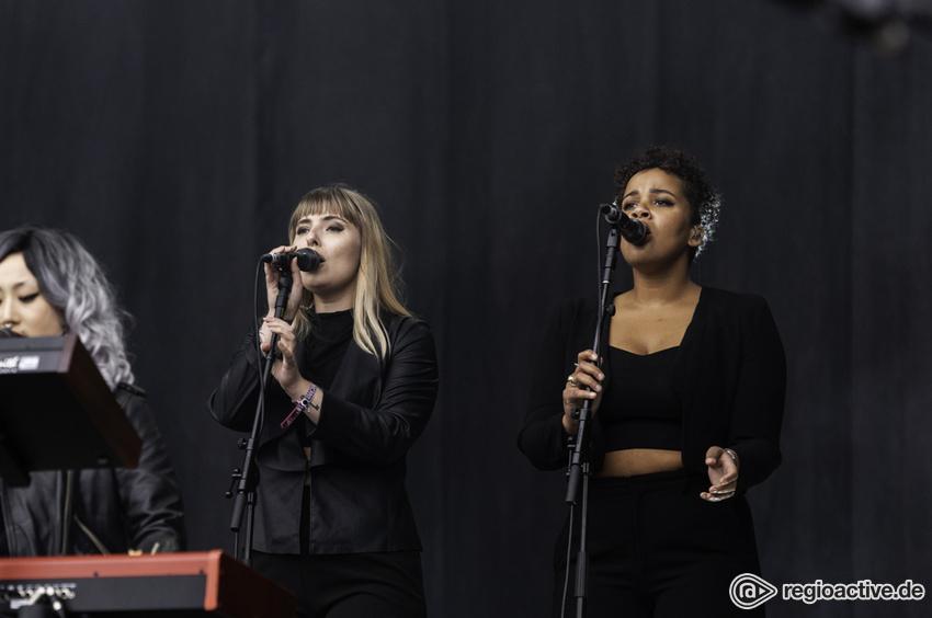 James Bay (live beim Hurricane Festival, 2018)
