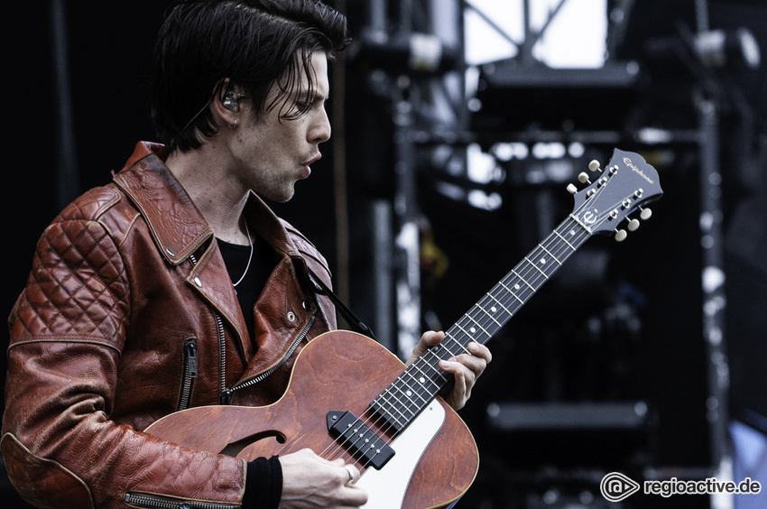 James Bay (live beim Hurricane Festival, 2018)