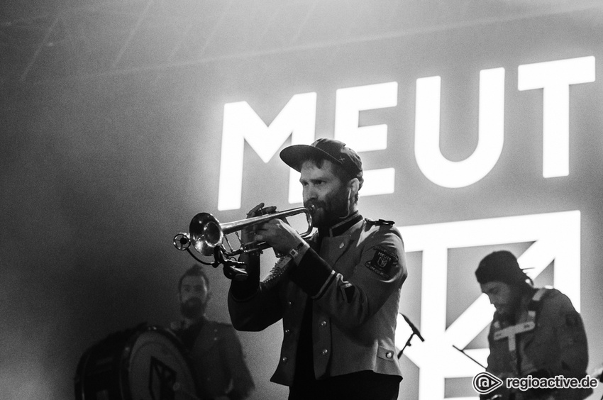 Blaskapelle trifft auf Techno - Meute gehen 2020 auf Deutschlandtour
