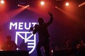Techno unplugged: Fotos von Meute live beim Hurricane Festival 2018