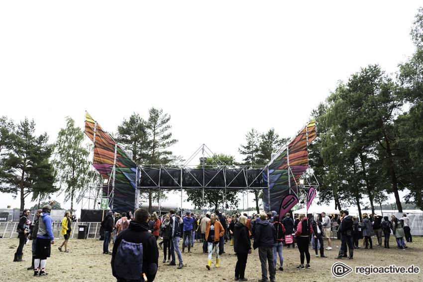 Impressionen vom Samstag beim Hurricane Festival, 2018