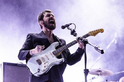 Energiegeladen - Biffy Clyro: Fotos der Alternative Rocker live auf dem Hurricane Festival 2018