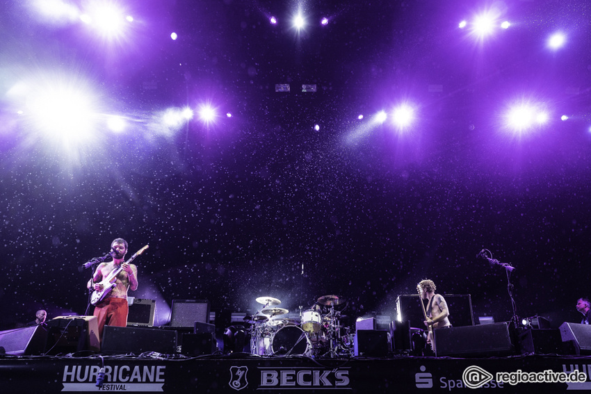 Biffy Clyro (live beim Hurricane Festival, 2018)
