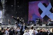 Biffy Clyro: Fotos der Alternative Rocker live auf dem Hurricane Festival 2018
