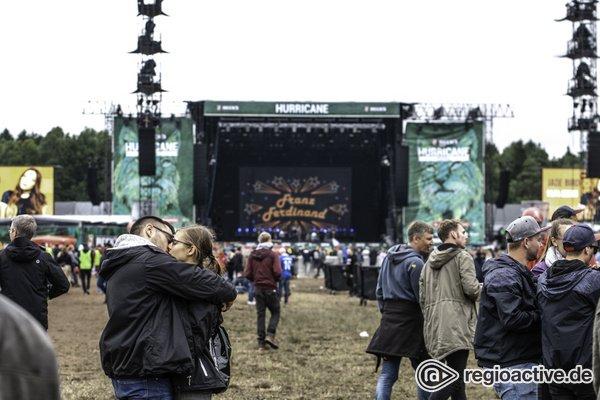 Voller Liebe - Impressionen vom Sonntag beim Hurricane Festival 2018