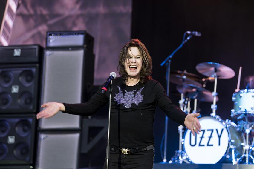 Ozzy Osbourne (live in Oberhausen, 2018)