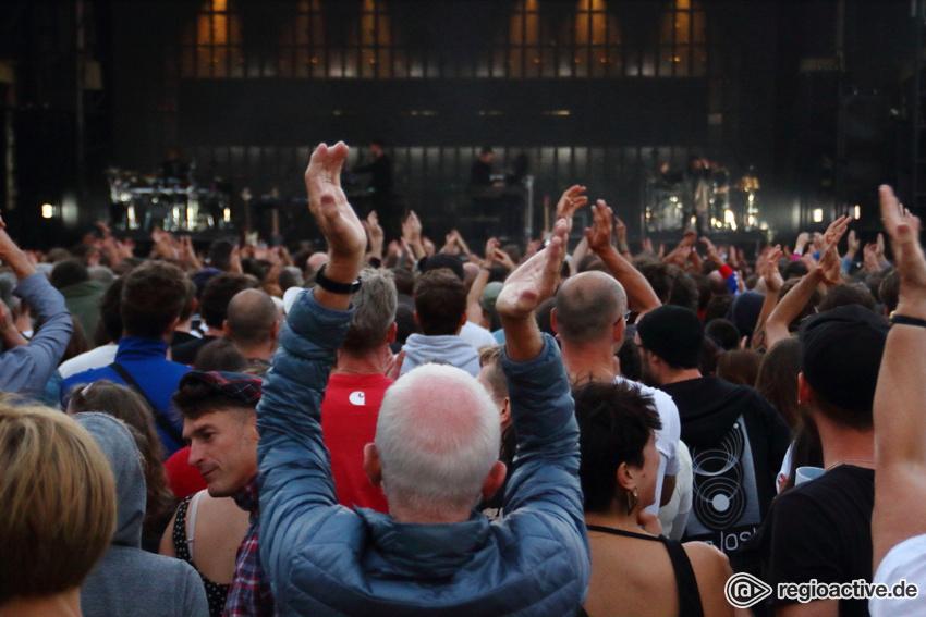 Massive Attack (live in Berlin, 2018)