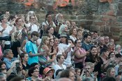 Imposant: Live-Bilder von Angelo Kelly & Family live beim Burgsommer Neuleiningen