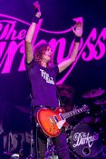 Fotos von The Darkness als Opener der Hollywood Vampires live in Frankfurt