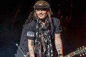 Mit Johnny Depp: Bilder der Hollywood Vampires live in Frankfurt