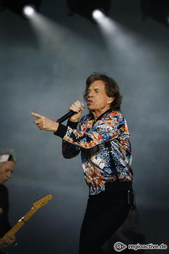 The Rolling Stones (live in Stuttgart, 2018)