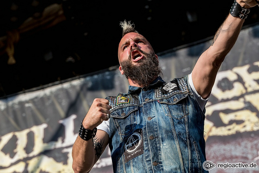 Killswitch Engage (live in Freiburg 2018)