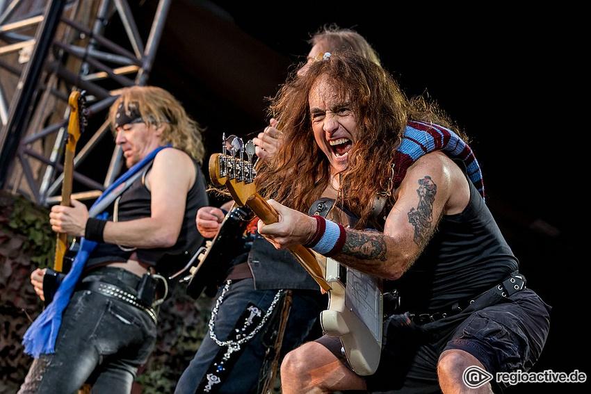 Legacy of the Beast - Iron Maiden Tour 2021: Zusatzkonzerte in Frankfurt und Basel