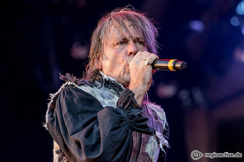 Iron Maiden (live in Freiburg 2018)